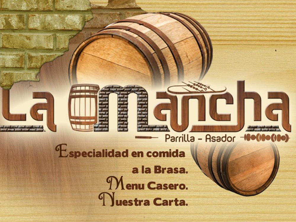 ASADOR LA MANCHA (Zaragoza), Zamburiña a la brasa sobre crema de coliflor asada con trufa.