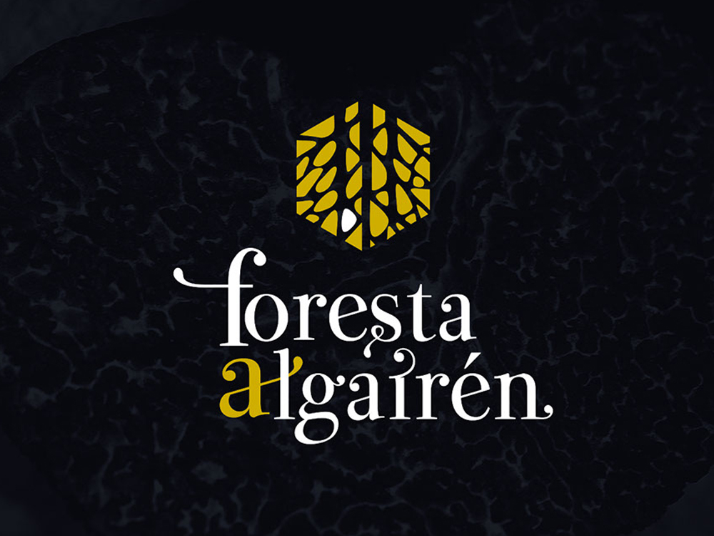 Logo Foresta Algairén
